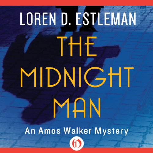 The Midnight Man Audiobook By Loren D. Estleman cover art