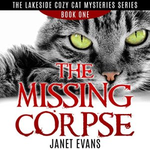 The Missing Corpse Audiobook By Janet Evans cover art