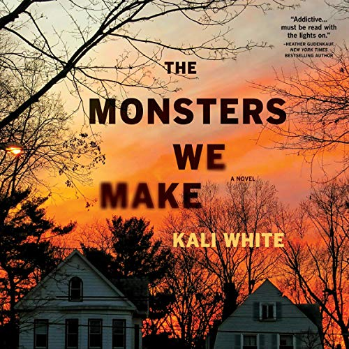 The Monsters We Make Audiobook By Kali White cover art