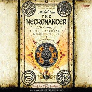 The Necromancer Audiobook By Michael Scott cover art