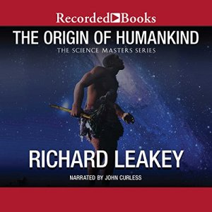 The Origin of Humankind Audiobook By Richard Leakey cover art