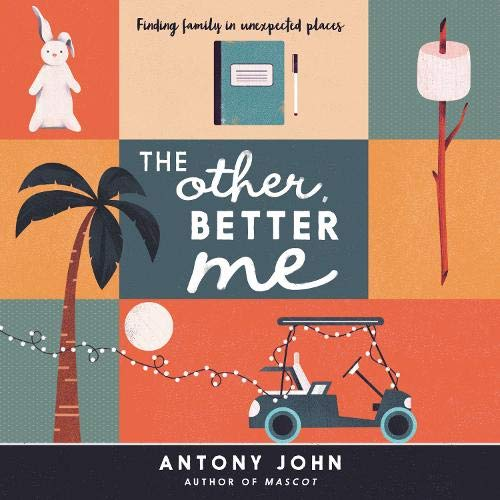 The Other, Better Me Audiobook By Antony John cover art