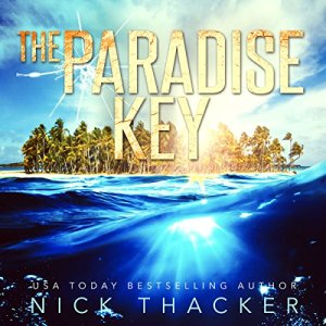 The Paradise Key Audiobook By Nick Thacker cover art