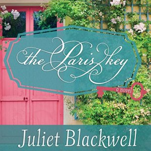 The Paris Key Audiobook By Juliet Blackwell cover art