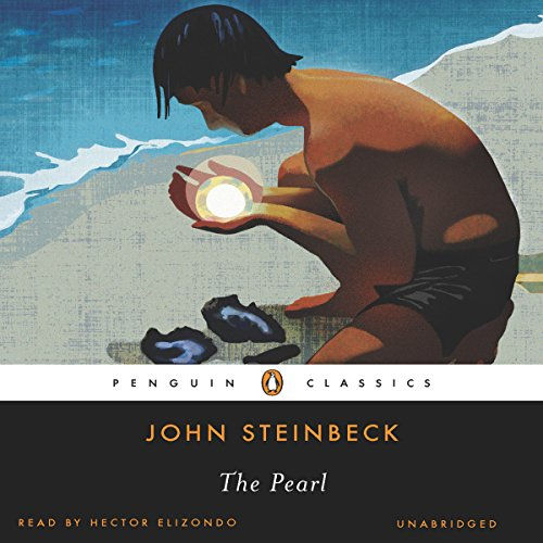 The Pearl Audiobook By John Steinbeck cover art