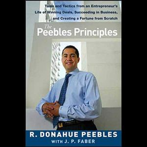 The Peebles Principles Audiobook By R. Donahue Peebles cover art
