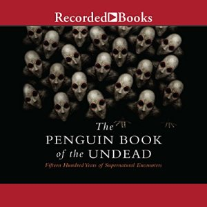 The Penguin Book of the Undead Audiobook By Scott G. Bruce cover art