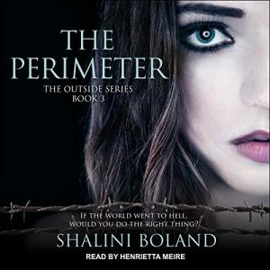The Perimeter Audiobook By Shalini Boland cover art