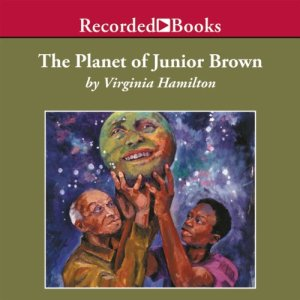 The Planet of Junior Brown Audiobook By Virginia Hamilton cover art