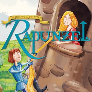 The Princess Collection: Rapunzel Audiobook By Flowerpot Press cover art