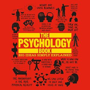 The Psychology Book Audiobook By DK cover art