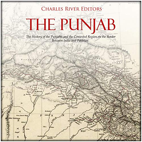 The Punjab Audiobook By Charles River Editors cover art