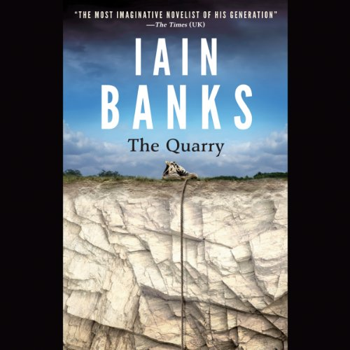 The Quarry Audiobook By Iain M. Banks cover art