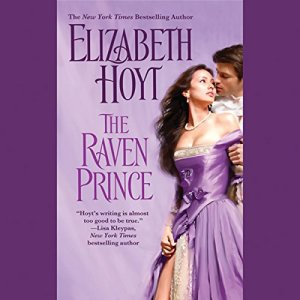 The Raven Prince Audiobook By Elizabeth Hoyt cover art