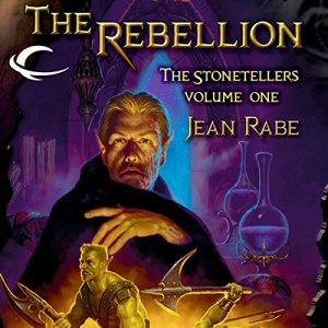 The Rebellion Audiobook By Jean Rabe cover art