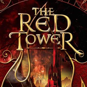 The Red Tower Audiobook By J.B. Simmons cover art