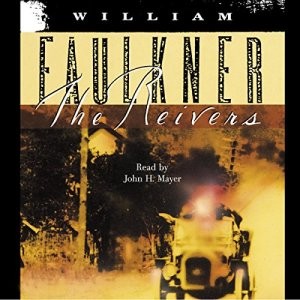 The Reivers Audiobook By William Faulkner cover art