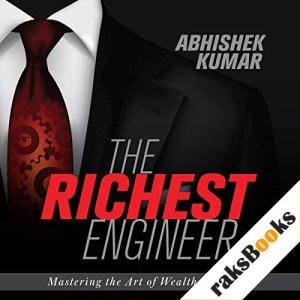The Richest Engineer Audiobook By Abhishek Kumar cover art
