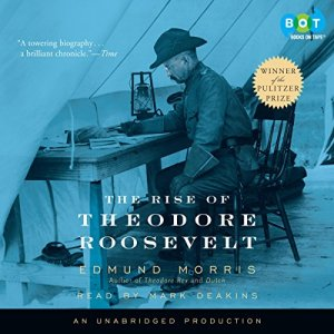 The Rise of Theodore Roosevelt Audiobook By Edmund Morris cover art