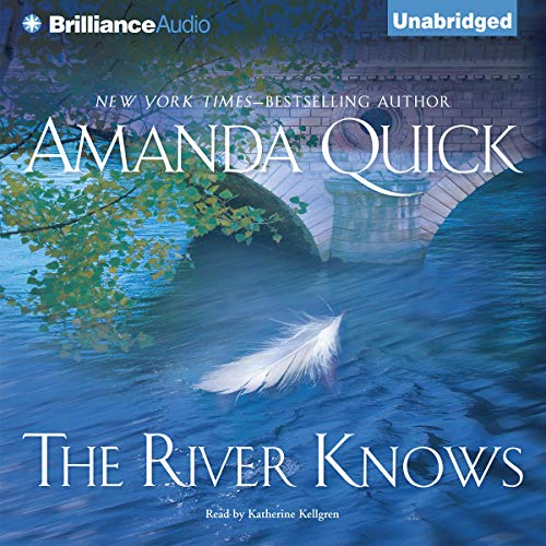 The River Knows Audiobook By Amanda Quick cover art