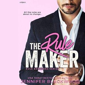 The Rule Maker Audiobook By Jennifer Blackwood cover art
