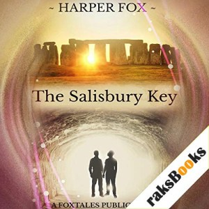 The Salisbury Key Audiobook By Harper Fox cover art