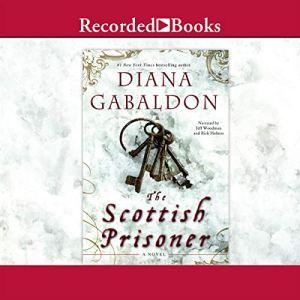 The Scottish Prisoner: International Edition Audiobook By Diana Gabaldon cover art