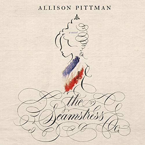 The Seamstress Audiobook By Allison Pittman cover art
