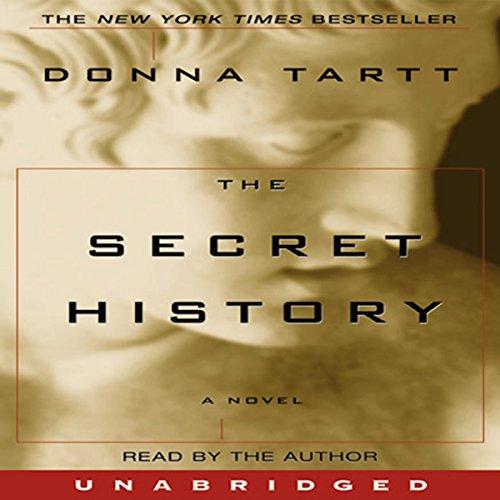 The Secret History Audiobook By Donna Tartt cover art