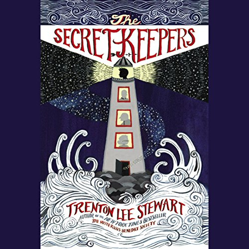 The Secret Keepers Audiobook By Trenton Lee Stewart cover art