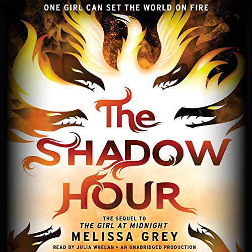 The Shadow Hour Audiobook By Melissa Grey cover art