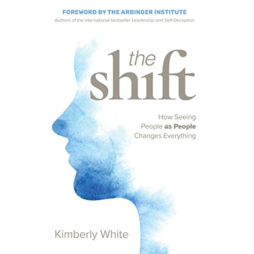 The Shift Audiobook By Kimberly White cover art