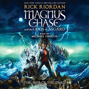 The Ship of the Dead Audiobook By Rick Riordan cover art