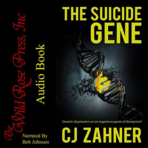 The Suicide Gene Audiobook By C. J. Zahner cover art