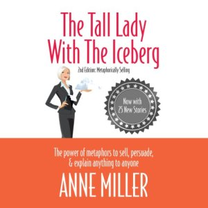 The Tall Lady with the Iceberg Audiobook By Anne Miller cover art