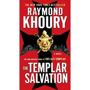 The Templar Salvation Audiobook By Raymond Khoury cover art