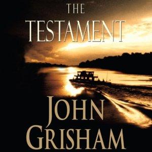 The Testament Audiobook By John Grisham cover art