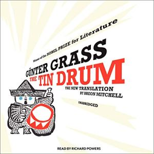 The Tin Drum Audiobook By Günter Grass cover art