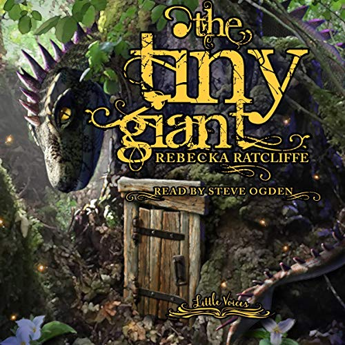 The Tiny Giant Audiobook By Rebecka Ratcliffe cover art