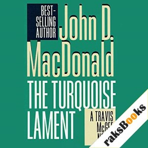 The Turquoise Lament Audiobook By John D. MacDonald cover art