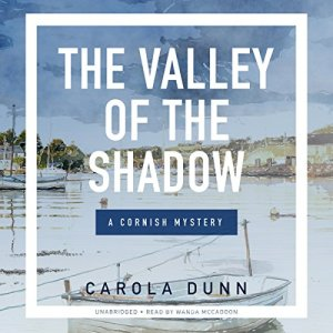 The Valley of the Shadow Audiobook By Carola Dunn cover art
