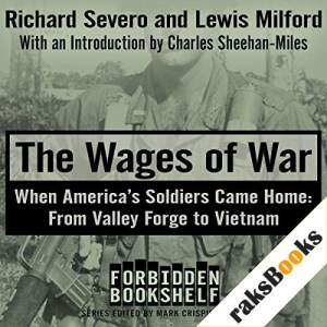 The Wages of War Audiobook By Richard Severo, Lewis Milford cover art