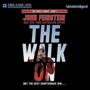 The Walk On Audiobook By John Feinstein cover art