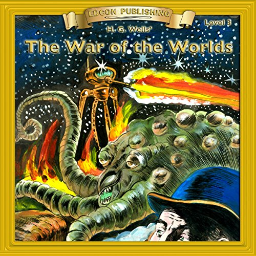 The War of the Worlds Audiobook By H.G. Wells cover art