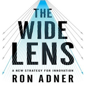The Wide Lens Audiobook By Ron Adner cover art