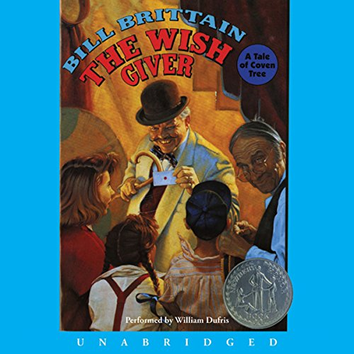 The Wish Giver Audiobook By Bill Brittain cover art