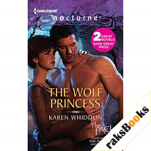 The Wolf Princess Audiobook By Karen Whiddon cover art