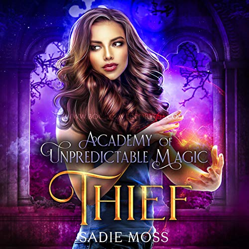 Thief Audiobook By Sadie Moss cover art