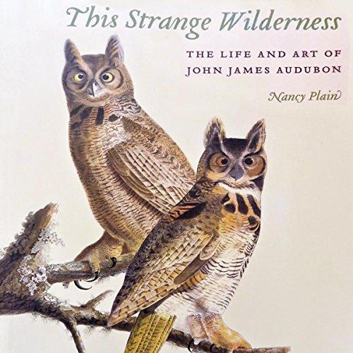 This Strange Wilderness Audiobook By Nancy Plain cover art