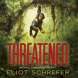 Threatened Audiobook By Eliot Schrefer cover art